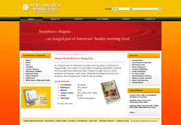 News America - Microsoft Office SharePoint Server MOSS 2007 Intranet Concept